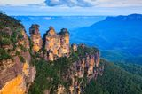 Felsformation Three Sisters in den Blue Mountains