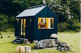 Hütte von Cam und Chris