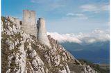 Rocca Calascio, Italien
