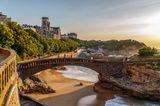 Biarritz: Wo der Jetset gastierte