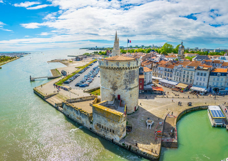 La Rochelle: Hafenstimmung