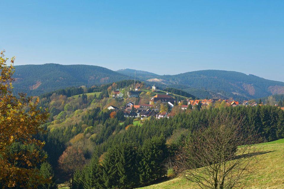 Sankt Andreasberg im Harz