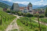 Kloster Neustift im Eisacktal bei Brixen