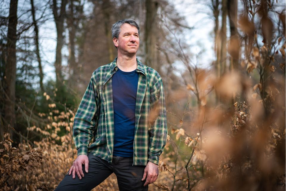 """Ökologische Waldbewirtschaftung: Der Biologe Christoph Nowicki koordiniert alle Vorarbeiten zum neuen Studiengang """"Ökologische Waldbewirtschaftung"""""""