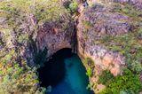Wasserfälle im Litchfield National Park, Australien