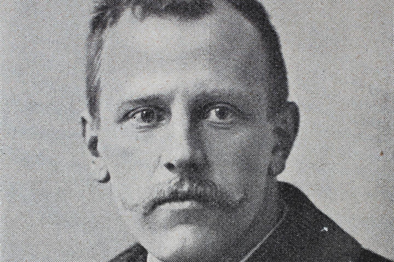 Fridtjof Nansen, Aufnahme aus dem 19. Jahrhundert, Datum unbekannt