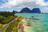 Lord Howe Island – üppiges Naturparadies