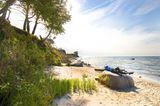 Leuchtturm Staber Huk - Ein Strandjuwel und Abenteurer pur