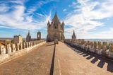 Évora– Blick von der Kathedrale