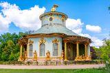 Teehaus im Park von Sanssouci