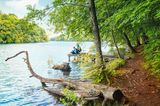 Schmaler Luzin, Feldberger Seenlandschaft