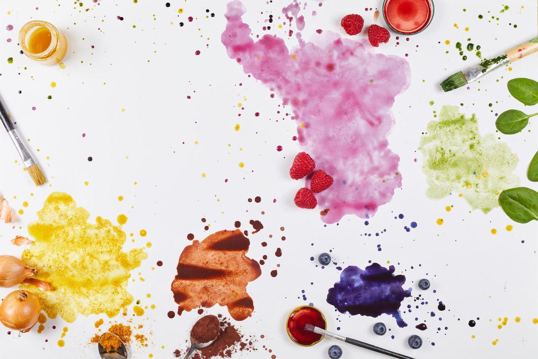 Naturfarben selber machen