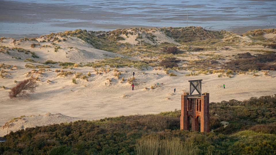 Leuchtturm auf der Insel Borkum