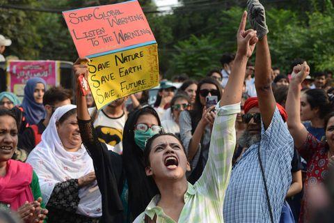 """""""Fridays for Future"""" in Pakistan: """"Schule schwänzen macht hier keinen Sinn"""""""