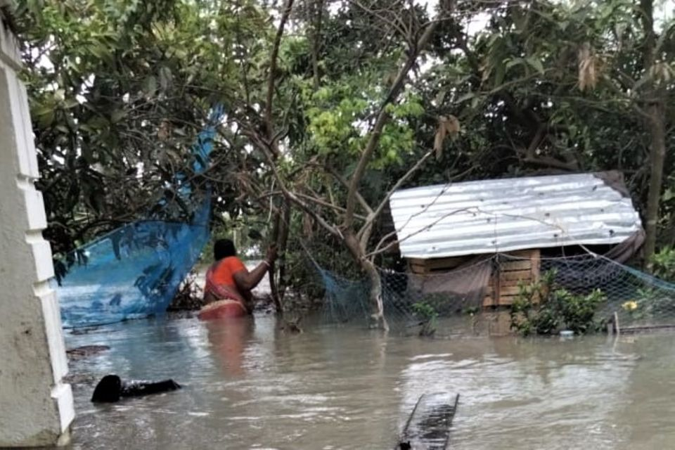 Indien: Nothilfe für die Sundarbans