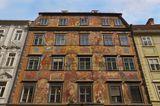 """Graz – das """"Gemalte Haus"""""""
