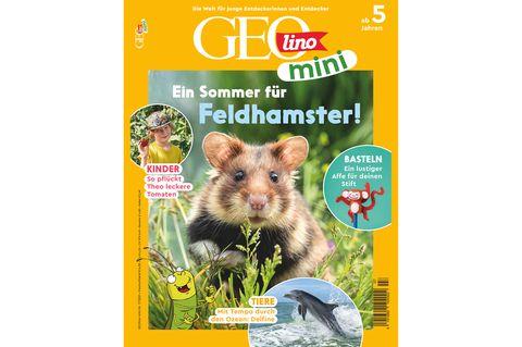 GEOlino Mini Ausgabe 07-2021