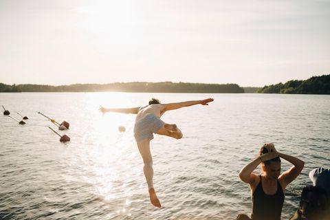 Abenteuer in Deutschland: 30 Tipps für den Sommer am, im und auf dem Wasser
