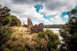 Ruine von der Strafkolonie Macquarie Harbour