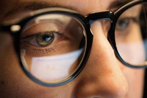 Unsere Augen leiden im Homeoffice