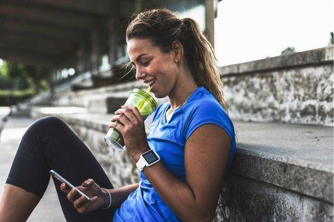 Ernährung: Was Sportler essen sollten - und was nicht
