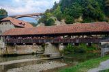 Blick auf die Bernbrücke