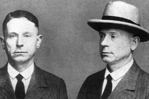 """Der """"Vampir von Düsseldorf"""": Peter Kürten (1881-1931) hat mindestens neun Menschen umgebracht"""