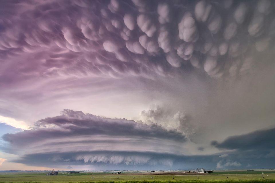Wetter-Grundlagenwissen: Wie Regen, Wolken und der Wind entstehen