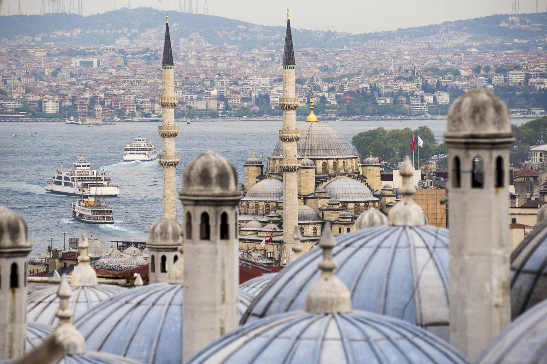 """""""Istanbul ohne Sesamkringel ist wie Paris ohne Eiffelturm"""""""