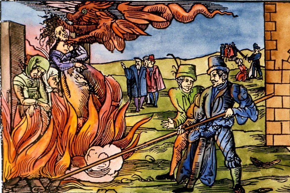 Hitzewelle vor 481 Jahren: Dürre, Wassermangel, Hexenverfolgungen: Europas Sommer des Schreckens