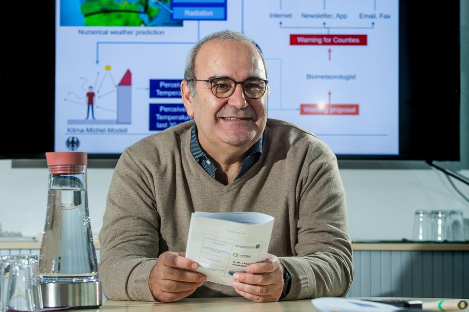 Professor Andreas Matzarakis