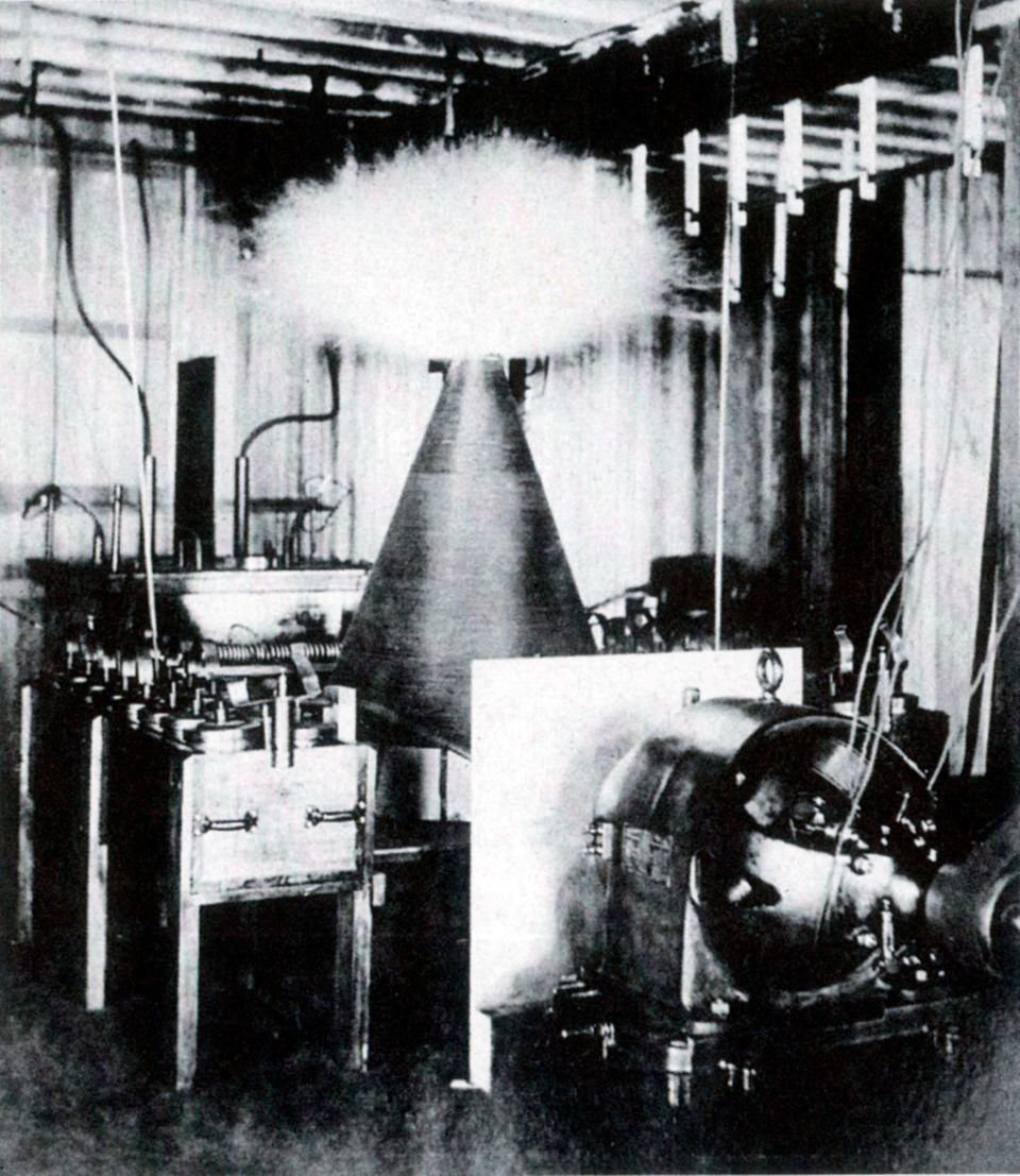 Die Tesla-Spure von Nikola Tesla