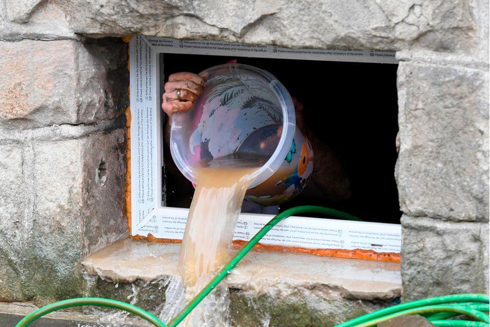 """Extremwetter-Ereignisse: """"Wenn neue Häuser ohne Keller gebaut werden, kann das ein Problem darstellen"""""""