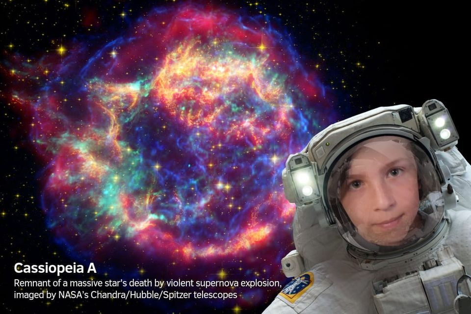 NASA Selfies App