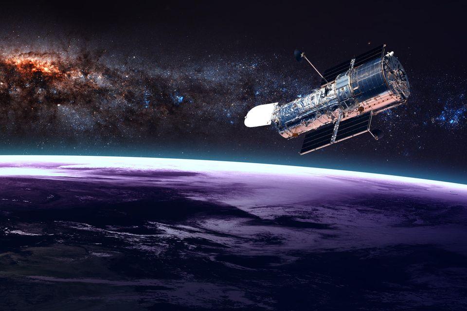 """Weltraumteleskop """"Hubble"""""""