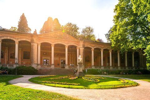 Trinkhalle in Baden-Baden