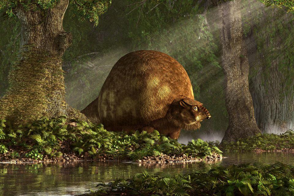 Wildtiere: Gürteltiere so groß wie Autos: So sähe die Erde ohne den Menschen aus
