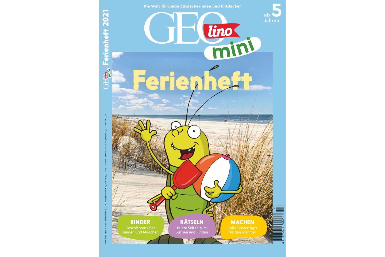 GEOlino Mini Ferienheft 2021