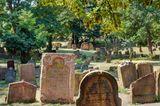 Friedhof Heiliger Sand in Worms