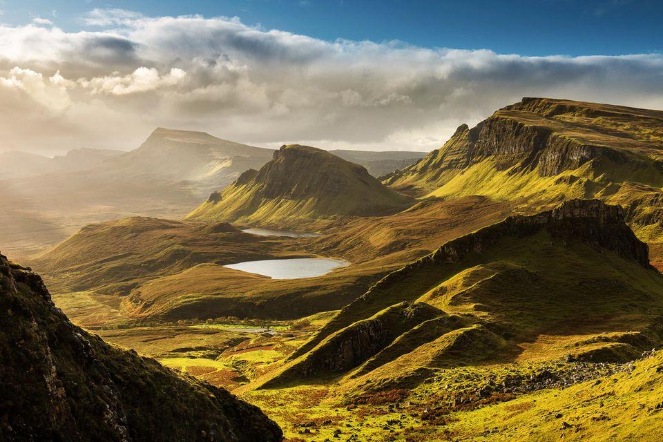 Bothy-Abenteuer: Eine Woche Schottland: In sieben Hütten durch's Hochland
