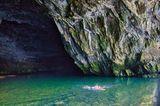 Planina-Höhle, Slowenien