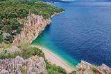 Nugal-Strand, Kroatien
