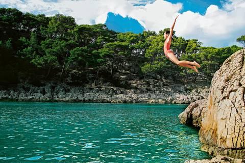 Wild Swimming: Kroatien und Slowenien: Zehn besondere Tipps zum Abtauchen