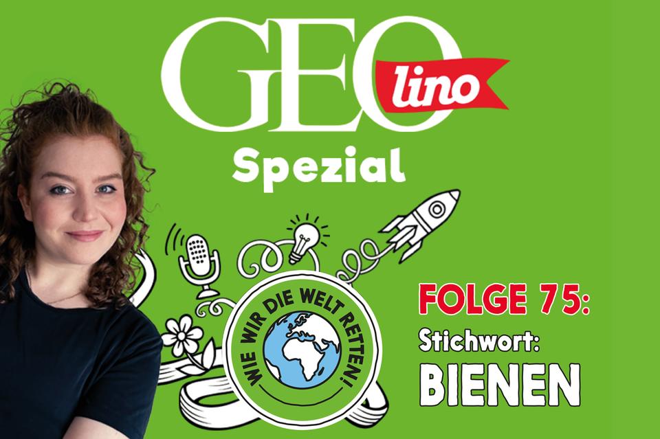 In Folge 75 unseres GEOlino-Podcasts holt Moderatorin Ivy sich Verstärkung ins Studio