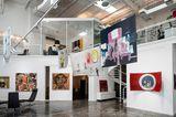Mojo Art Gallery an der Alserkal Avenue in Dubai