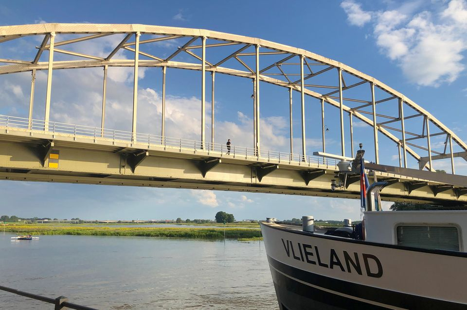 Brücke in Deventer