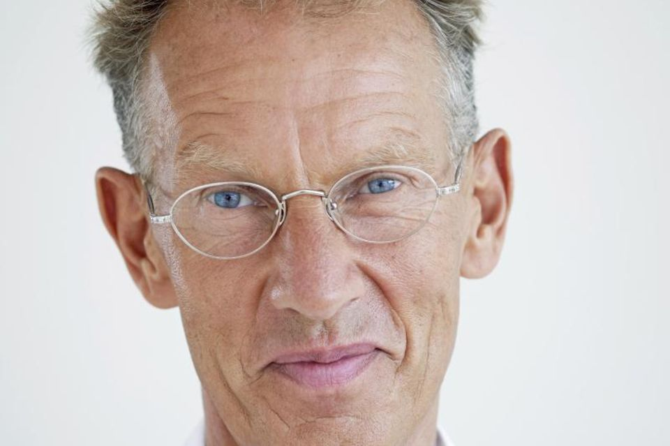 Historiker Valentin Groebner