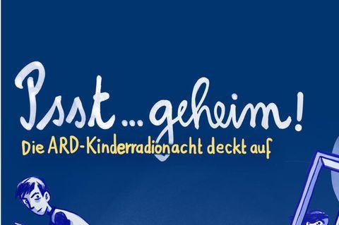 ARD-Kinderradionacht: Helft Detektivin Carla!