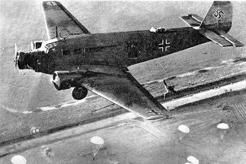 Zweiter Weltkrieg: Mythos Fallschirmjäger: Hitlers großer Etikettenschwindel