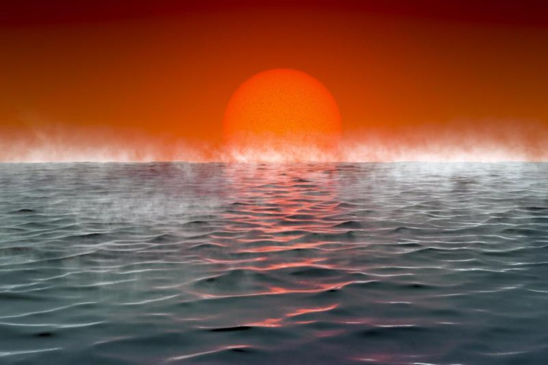 "Exoplanet ""Hycean"""